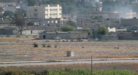 Turkish army captures key Kurdish city in Syria's Hasakah