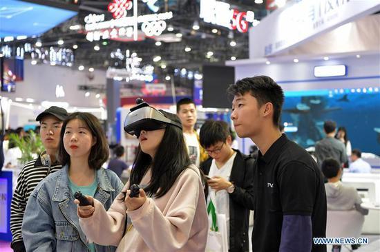China unveils list of top 50 VR enterprises