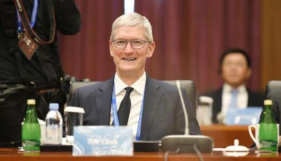 Apple CEO Tim Cook joins board at China's top university