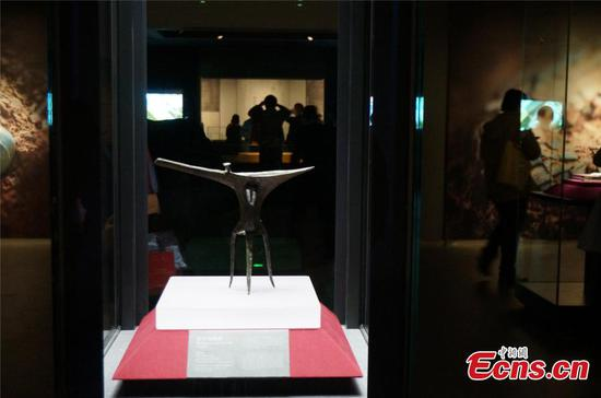 Erlitou Relic Museum opens in Henan province