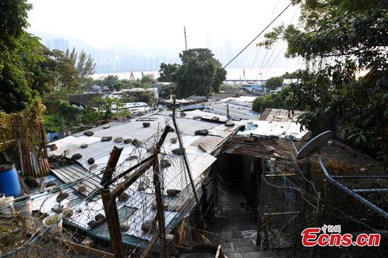 Three Hong Kong villages to be redeveloped for housing