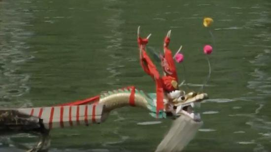 (China and I) The oldest Dragon Boat race