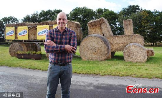 Weetabix competition held in Cambridgeshire