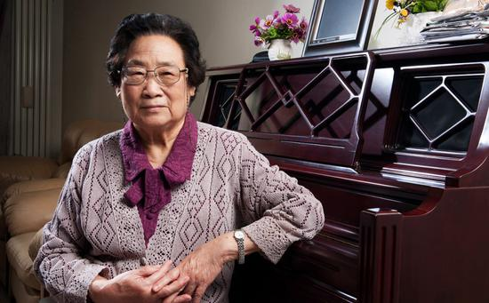 Chinese scientist Tu Youyou (File photo/Xinhua)