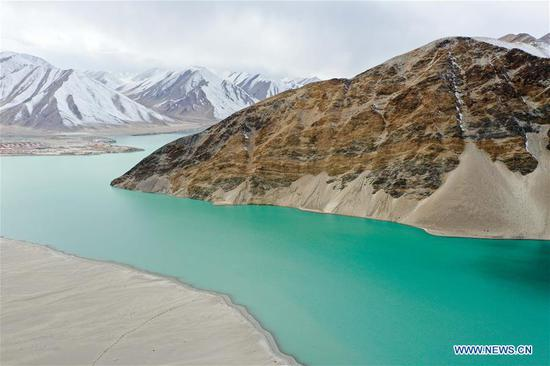 Autumn scenery in NW China's Xinjiang