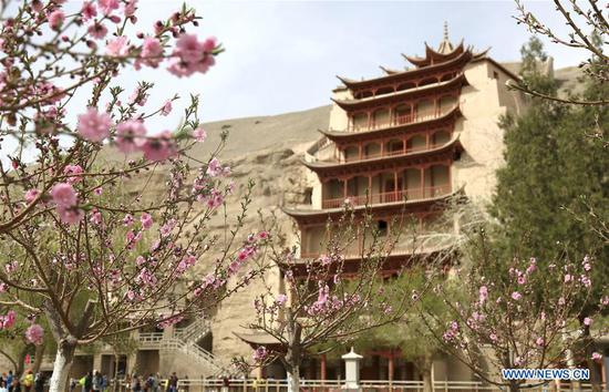 China establishes research center for Dunhuang studies