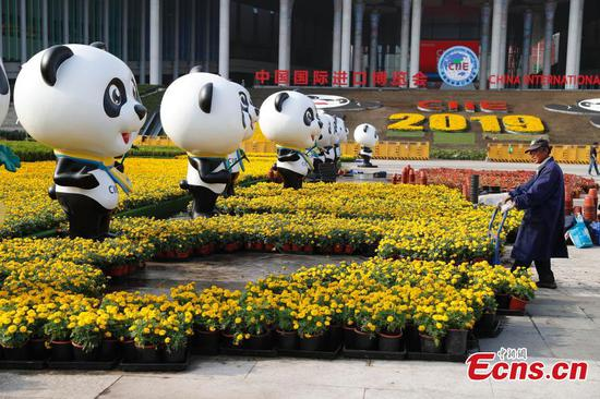 Countdown on to second China International Import Expo