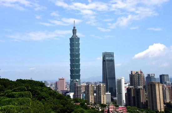 U.S. 'stirring up trouble' with new Taiwan law