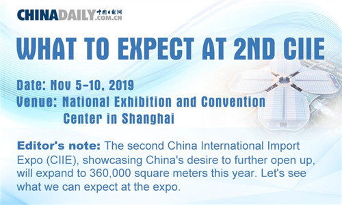 What to expect at 2nd CIIE