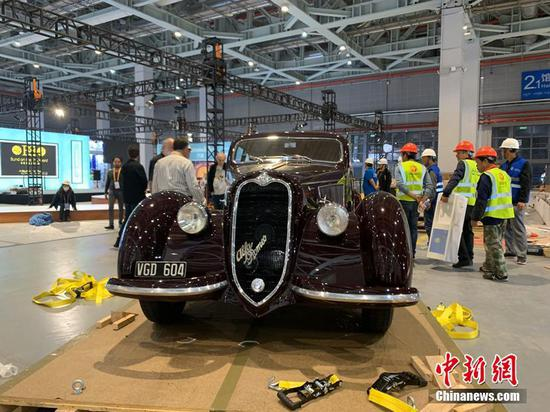 Motoring history on show at expo