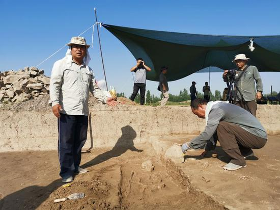 Chinese, Uzbek scientists unveil mystery of ancient city in Central Asia