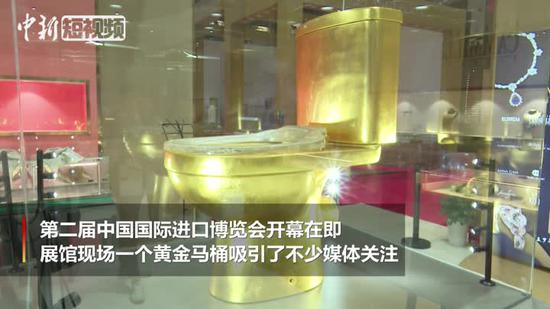 Gold toilet to set Guinness record at Shanghai expo