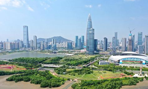 Trailblazing Shenzhen offers 30 sq km of land to attract global investors