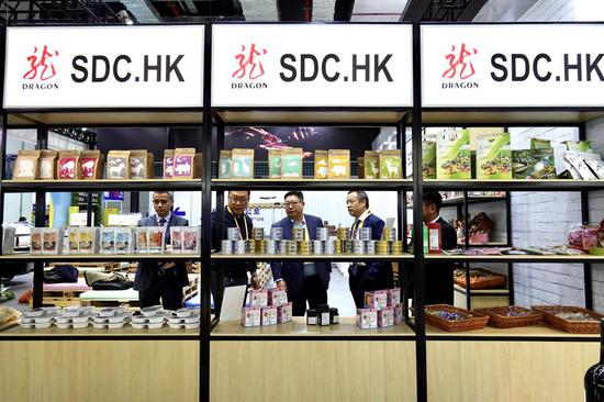 HK firms see import expo as golden platform to expand business
