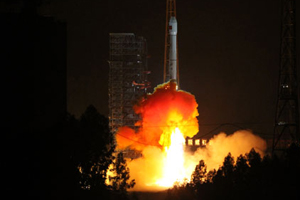 China space agency shares satellite data