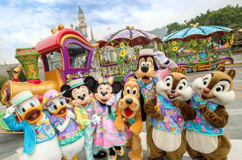Hong Kong Disneyland to revise operations following city unrest