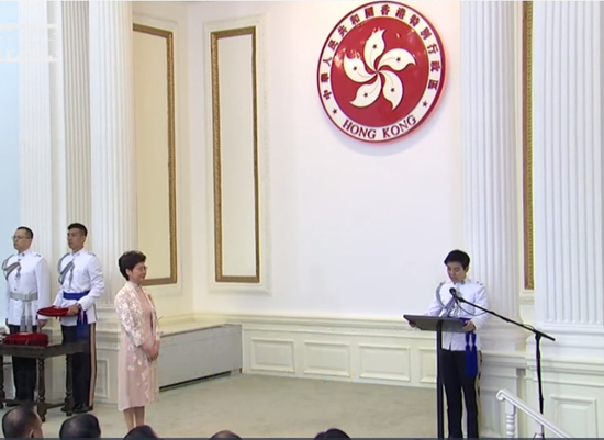 329 honored for outstanding performance in China's Hong Kong