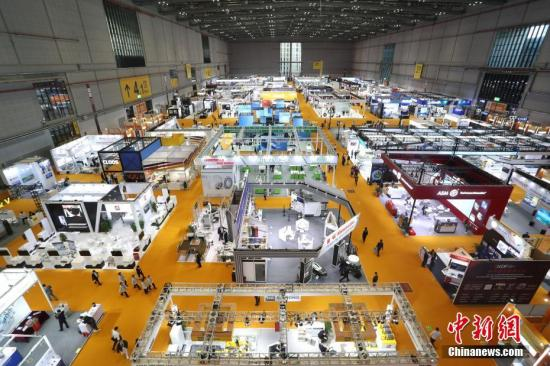 Foreign small and medium-sized firms see opportunities at CIIE