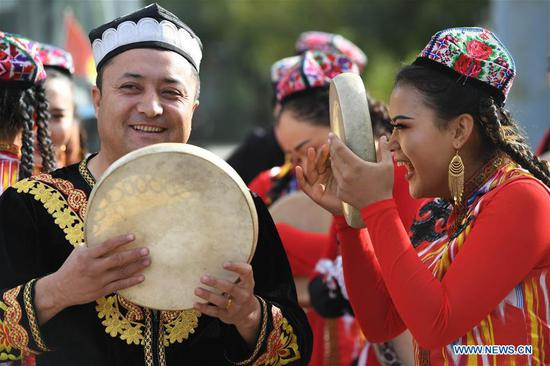 Xinjiang hits back at Pompeo's Uyghur criticism