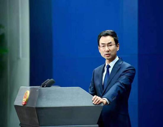 China calls on all parties to cherish hard-won momentum for dialogue on Korean Peninsula