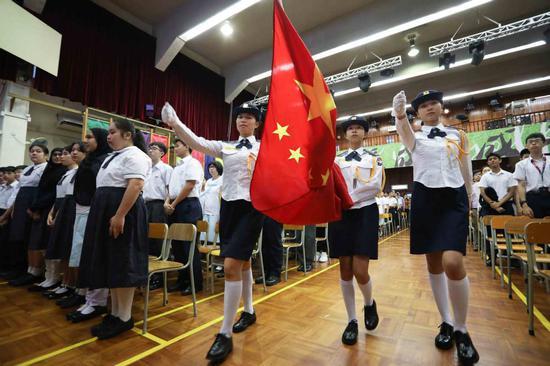 Hong Kong schools to suspend classes