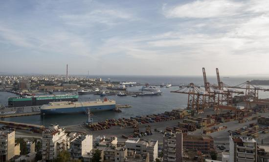 Reborn Piraeus Port testimony of China-Greece friendship, win-win BRI cooperation
