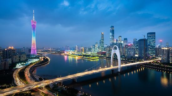 Entrepreneurs recognize business potential in China's Greater Bay Area