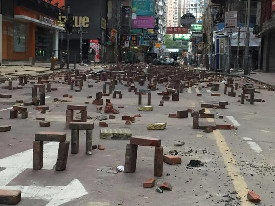 HK Liaison Office strongly condemns deadly attack on citizen