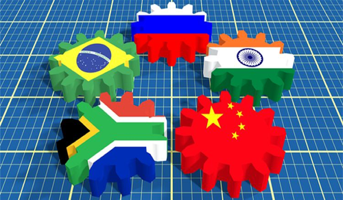 Xi seeks business support for BRICS