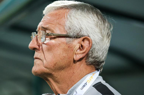 Lippi resigns as China's head coach after loss to Syria