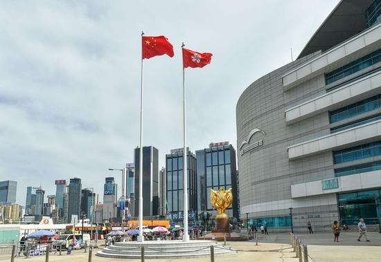 HKSAR official vows to spare no efforts to safeguard district election