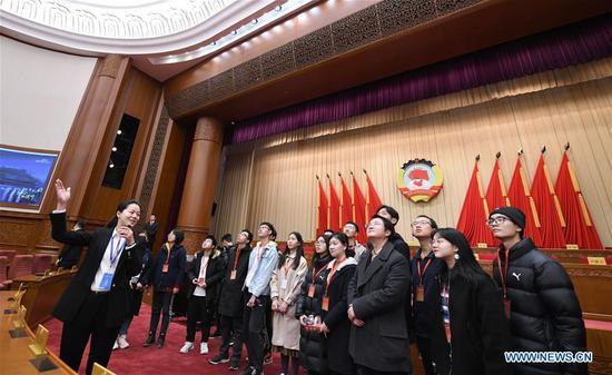 全国政协召开首个开放日