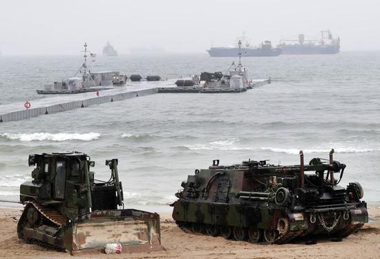 U.S., South Korea postpone military exercise