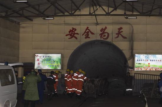 15 killed in north China coal mine blast
