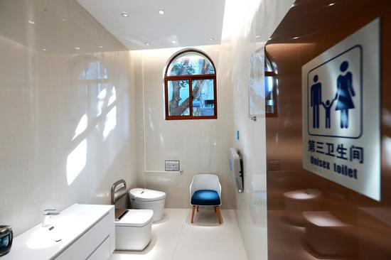China's toilet upgrade campaign on World Toilet Day