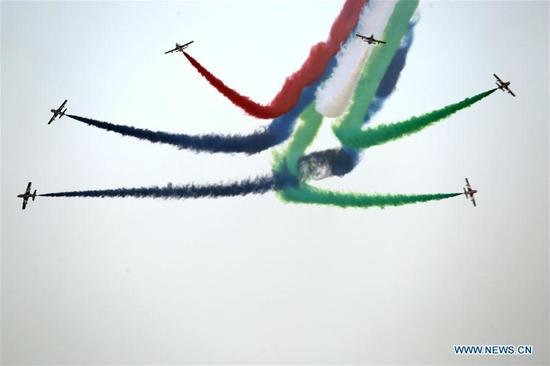 2019 Dubai Air Show kicks off