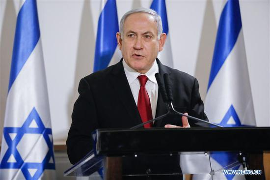 Netanyahu charged with corruption, deepening Israel's political crisis