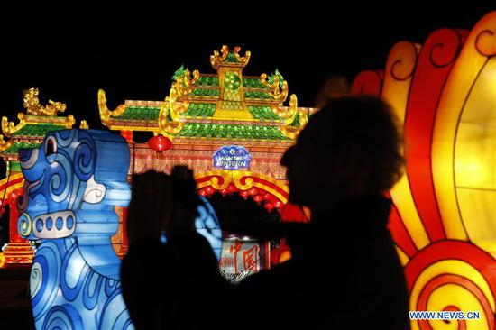 2nd New York City Winter Lantern Festival kicks off