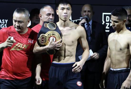 China's Xu Can retains WBA title