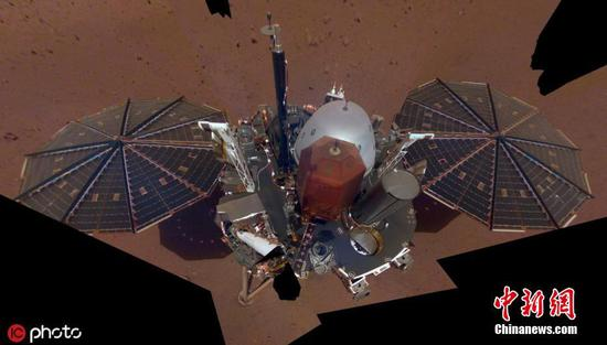 NASA's InSight lander heat probe resumes working
