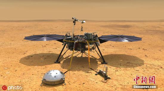 NASA engineers try new plan to resume InSight Lander's heat probe