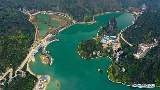 Ecological tourism developed in China's Guangxi to help shake off poverty