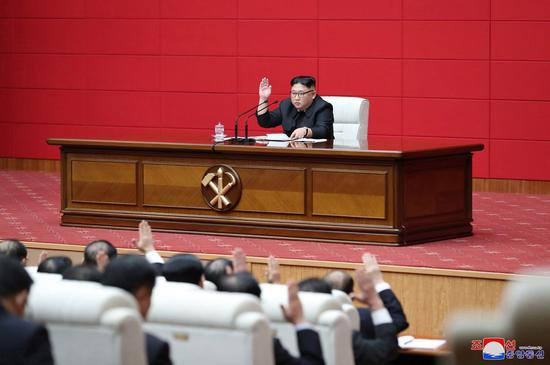 DPRK ruling party to hold meeting to discuss situation home, abroad