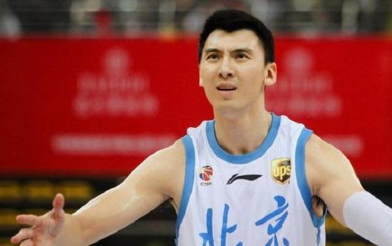 CBA champion Ji Zhe dies of lung cancer at 33