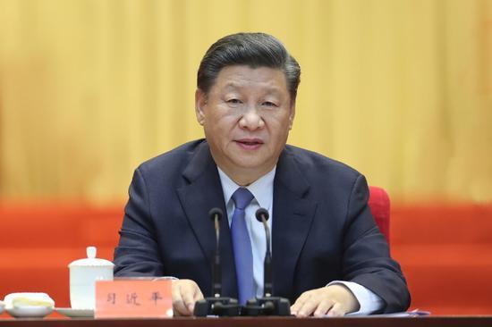 Xi orders resolute efforts to curb virus spread