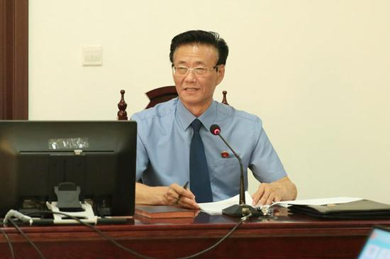 Former chief procurator of Jilin arrested for taking bribes