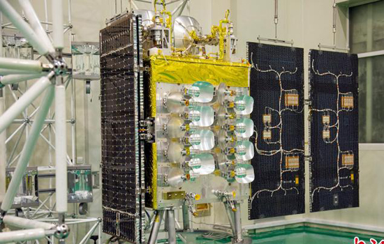 China's first private 5G satellite to be launched this month