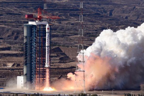 Chinese satellites speed help to disaster zones