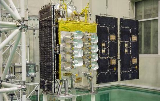 Commercial company to launch China's first low-Earth 5G satellite with capacity of 10Gbps