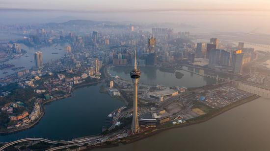 Macao's young startups embrace GBA opportunities